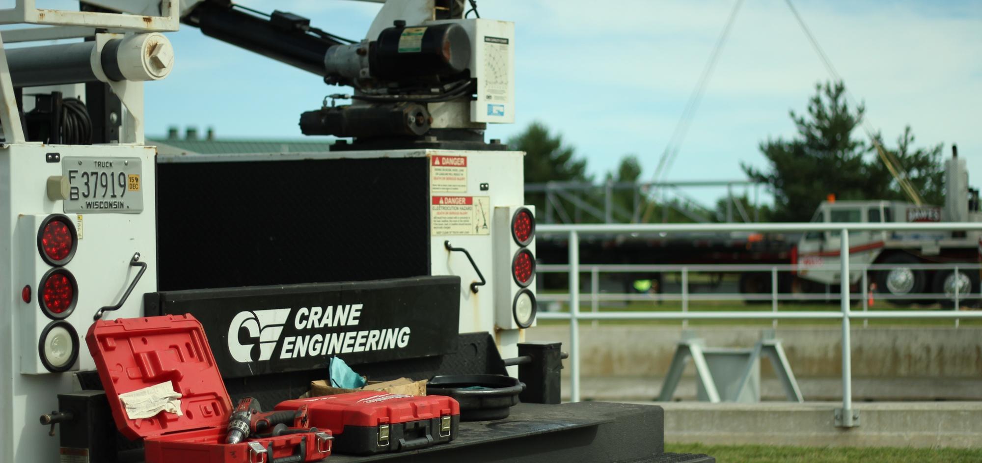 Field Service Clarifier Rebuild