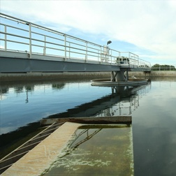 Automatic Clarifier Cleaning System Saves Time & Money
