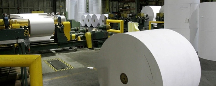 Paper Mill Parts : Success stories non oem parts cause product quality issues