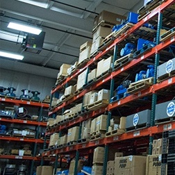 Local Inventory Reduces Downtime