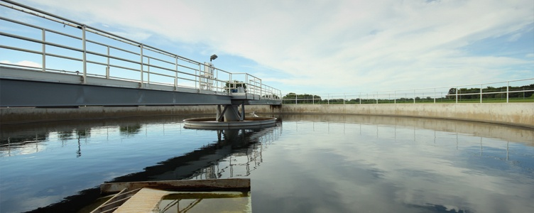 Local Wastewater Treatment Plant, WI