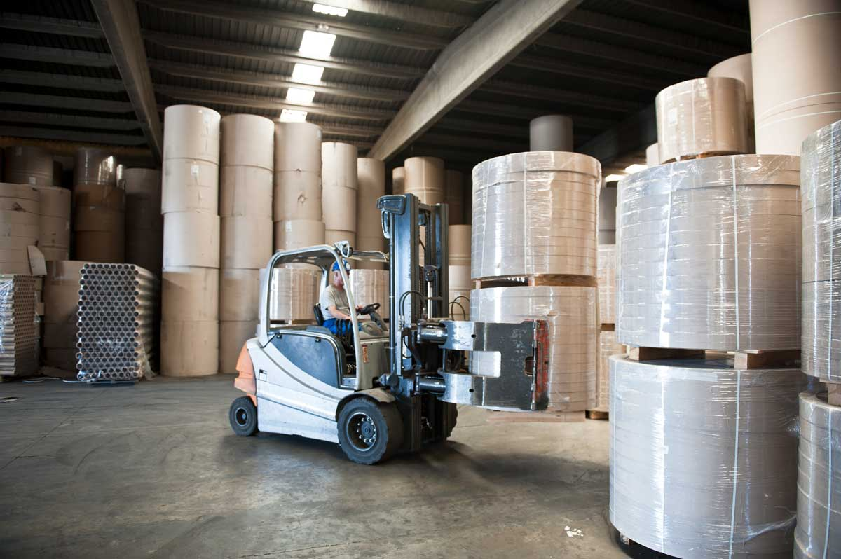 forklift_carrying_paper_rolls
