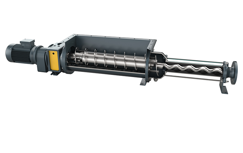 Netzsch NEMO® BF Progressing Cavity Pump