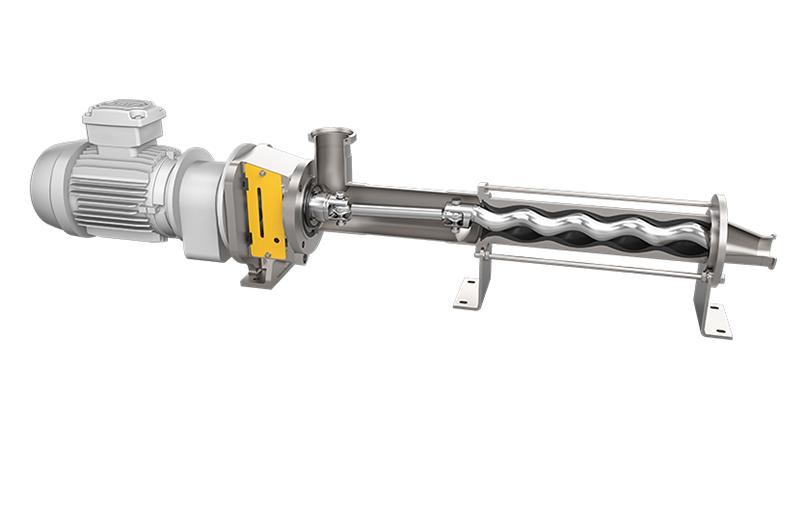 Netzsch NEMO® BH Sanitary Progressing Cavity Pump