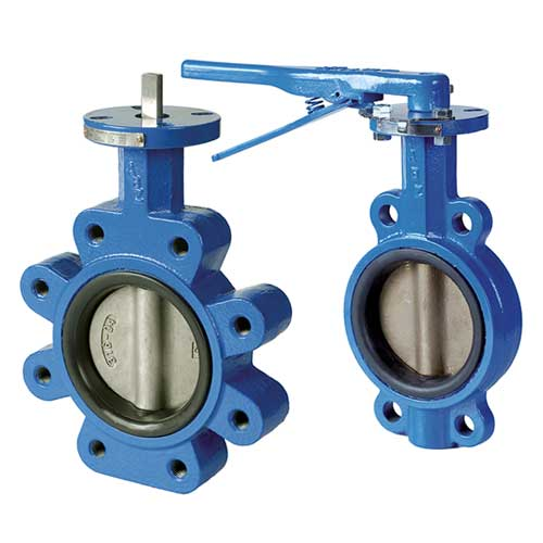 ABZ Resilient Rubber Seated Butterfly Valve 396/397 Series
