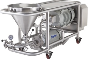 Fristam Powder Mixer