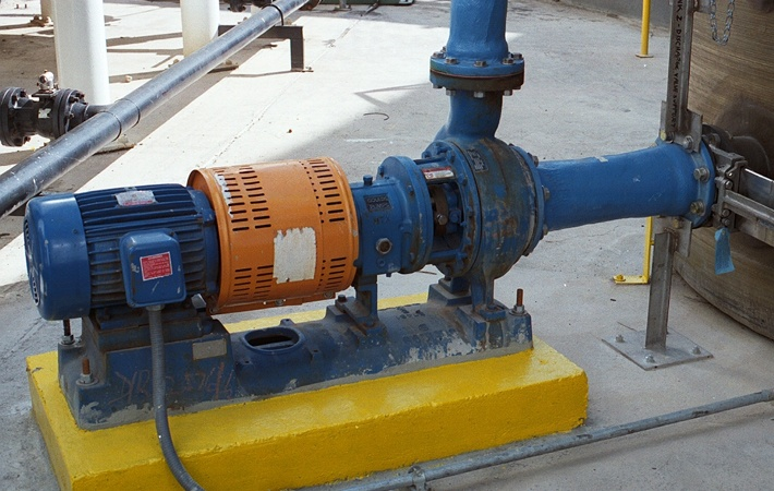 Noisy, Vibrating, Centrifugal Pump? Maybe The Pump Isn't To