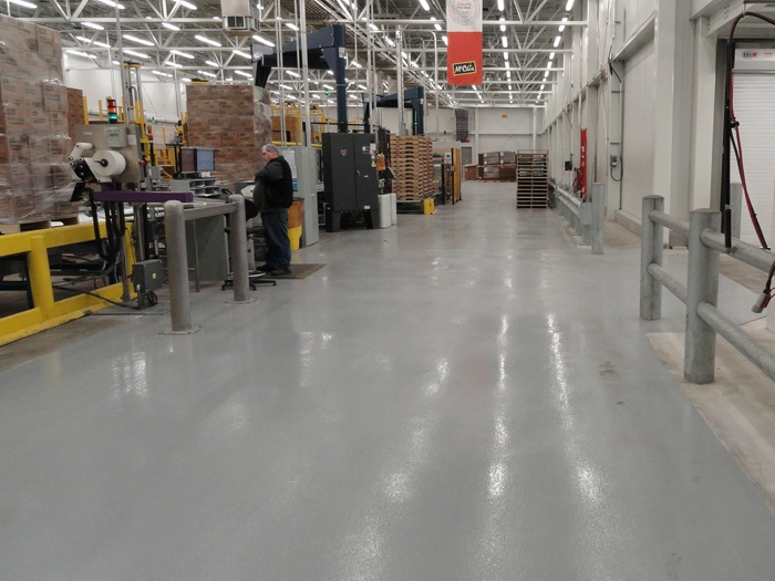Food Floor Coating