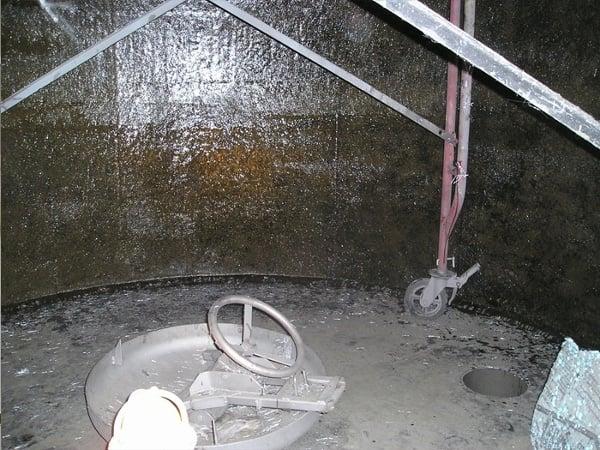 Fiberglass Tank Lining