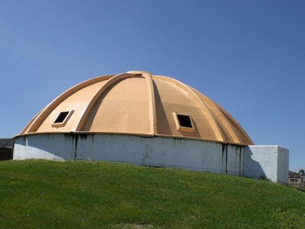 Clarifier Dome Coating
