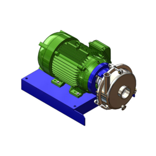 DiscFlo MIS Series Sanitary Pumps