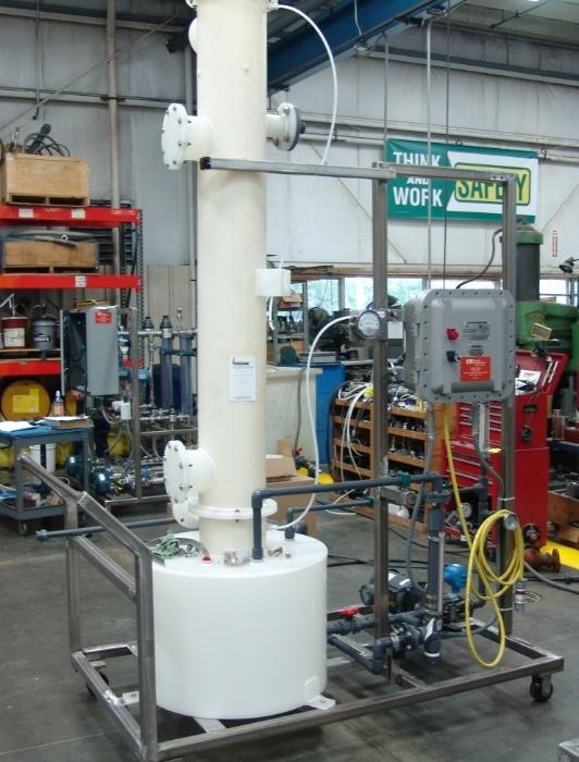 Filtration Skid System