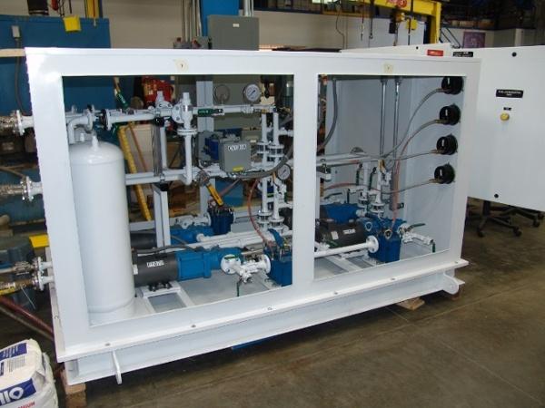 Fuel Oil Skid System