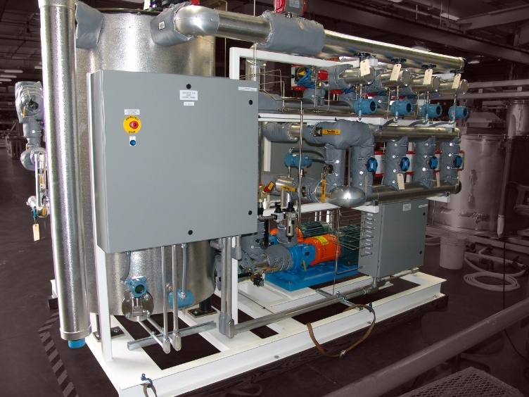 Heating Skid System