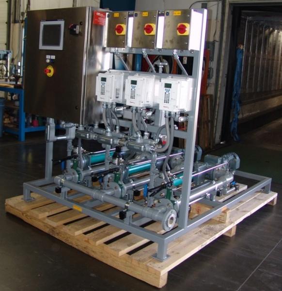 Metering Skid System