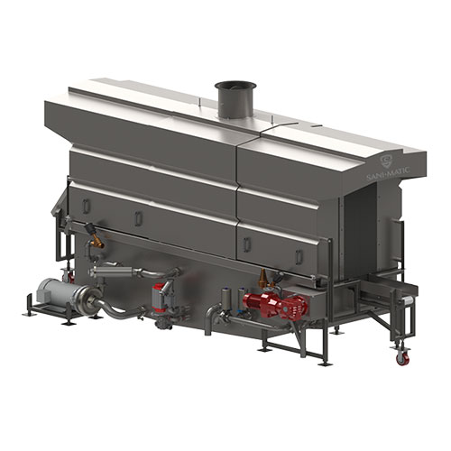 Sani-Matic Pallet Wash