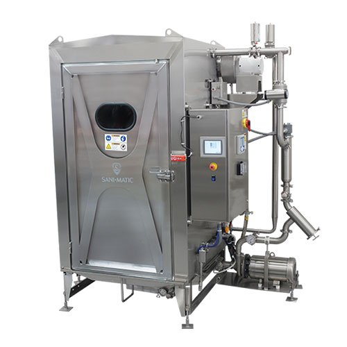 Sani-Matic Vat Wash