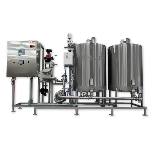 Sani-Matic Two-Tank CIP System