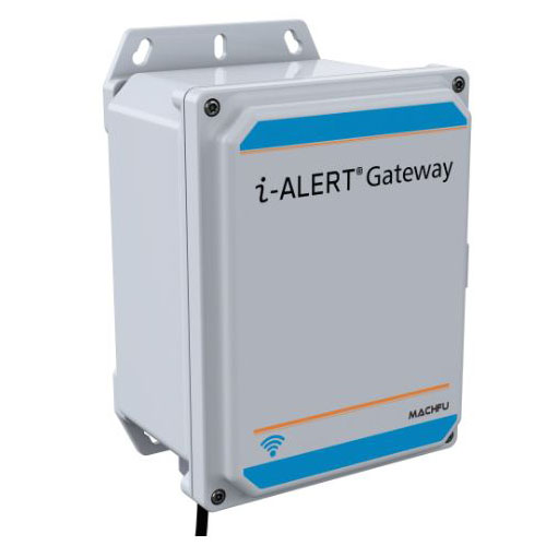 ITT i-Alert Gateway Secure Connection