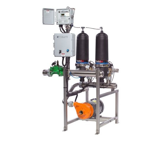 Miller Leaman Turbo-Disc Skid Systems