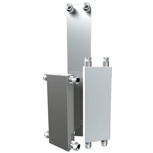 Tranter Maxchanger® Mini-Welded Heat Exchanger