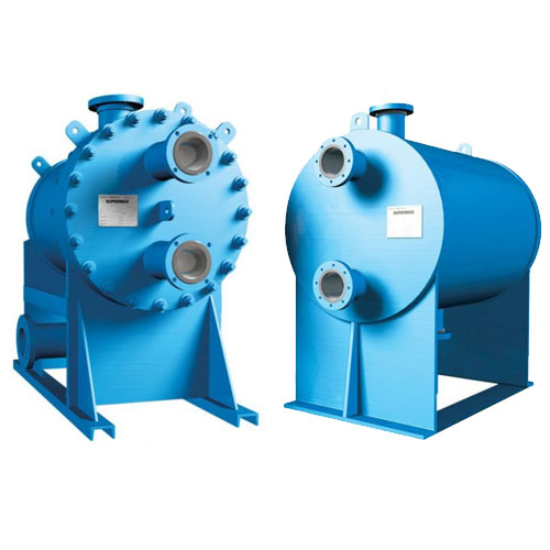 Tranter Supermax® Shell and Plate Heat Exchanger