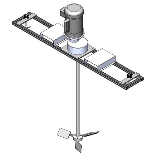 XTL Series IBC Tote Mixer