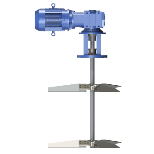 XTR Series Right Angle Mixer