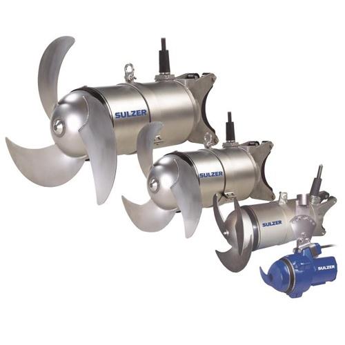 Sulzer-ABS RW Submersible Mixers