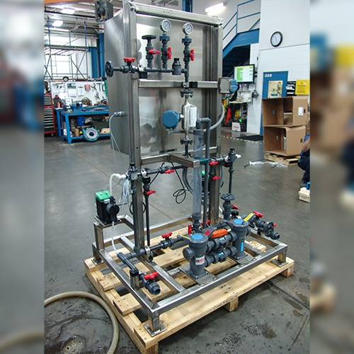 OptiFlow ResOut Injection & Monitoring System
