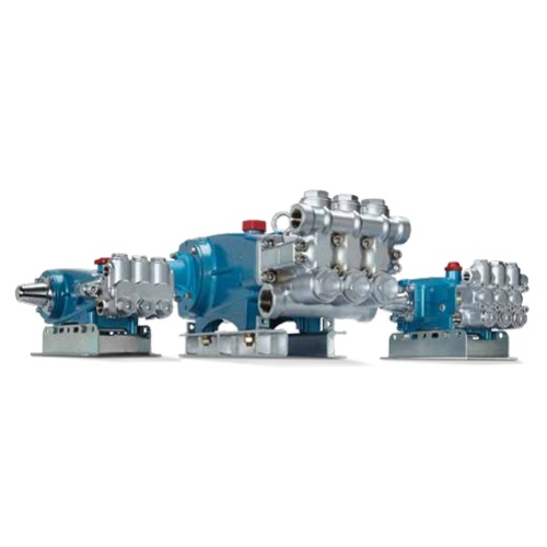 Cat Pumps High Temperature and Run Dry Pumps