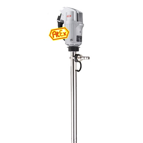 FLUX Sealless Type F 424 Drum Pump