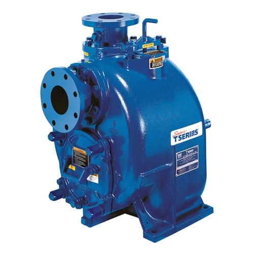 Gorman-Rupp Centrifugal Pump - Super T Series