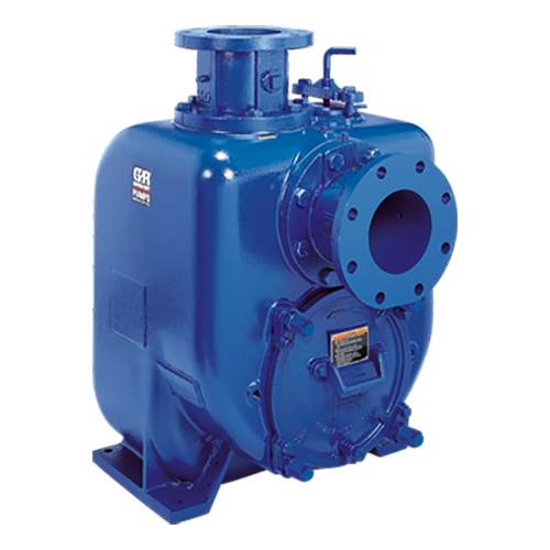 Gorman-Rupp Centrifugal Pump - Super U Series