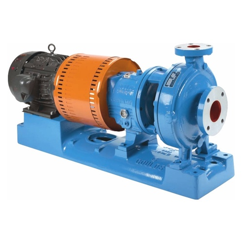 Goulds Centrifugal 3196 i-FRAME Process Pump