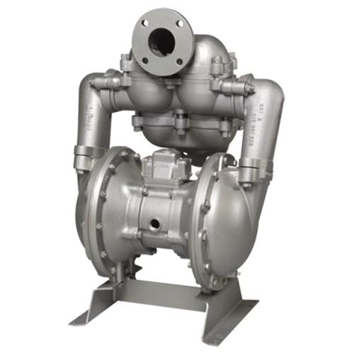 Warren Rupp Heavy Duty Ball Metallic Pumps