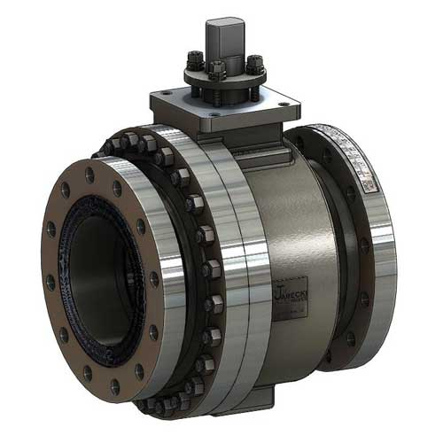 Jarecki HSV Series Ball Valves