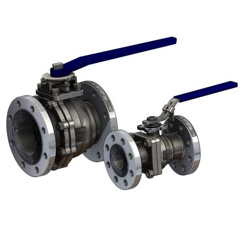 Jarecki SV Series Ball Valves