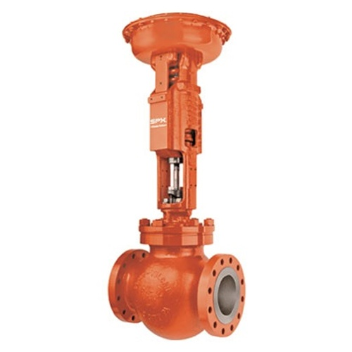 Copes-Vulcan SD Series Severe Duty Control Valves