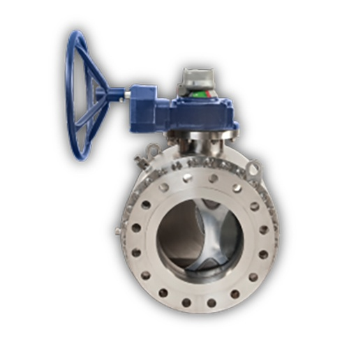 Val-Matic Quadrosphere® Trunnion Mounted Ball Valves