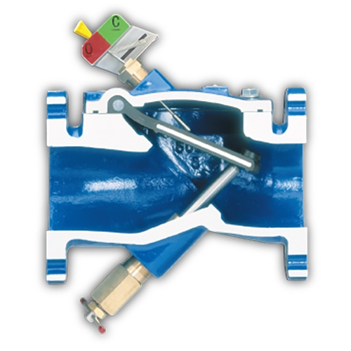 Val-Matic Swing-Flex® Check Valve