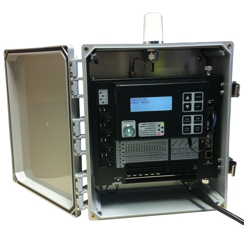 Omnisite Crystal Ball Remote Pump Monitoring System