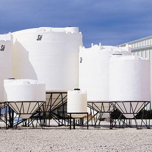 Snyder Industries Cone Bottom Storage Tanks
