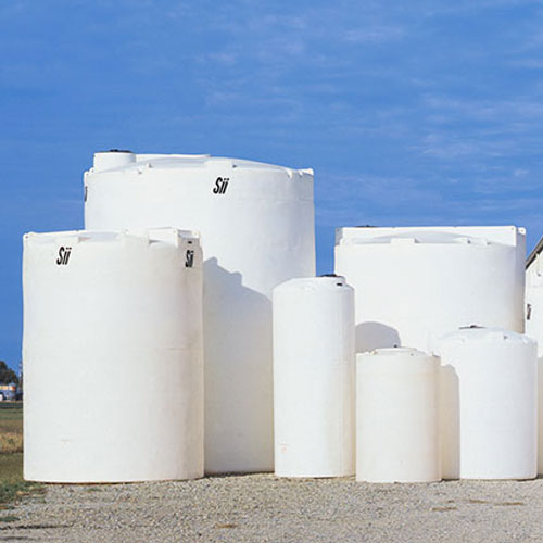 Snyder Industries Vertical Industrial Chemical Tanks