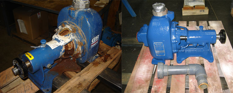 Gorman Rupp Pump Repair