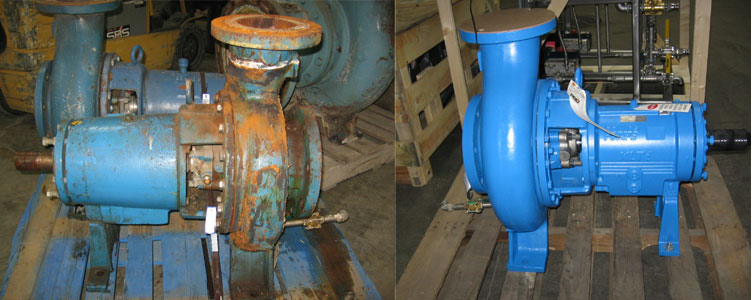 Goulds Pump Repair