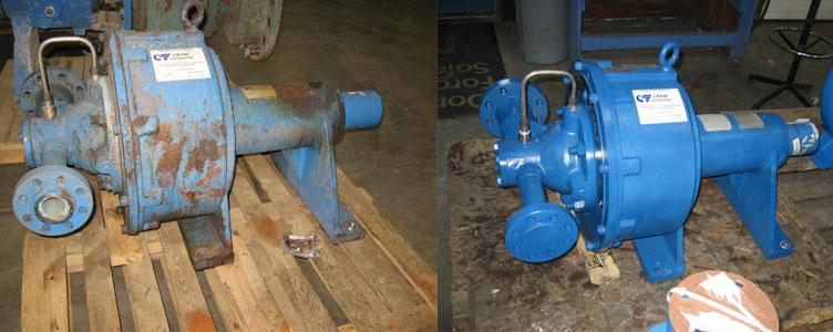 Roto Jet Pump Repair
