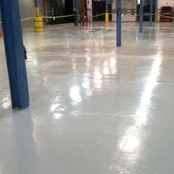 Corrosion Resistant Coatings, Epoxy Floor Coatings