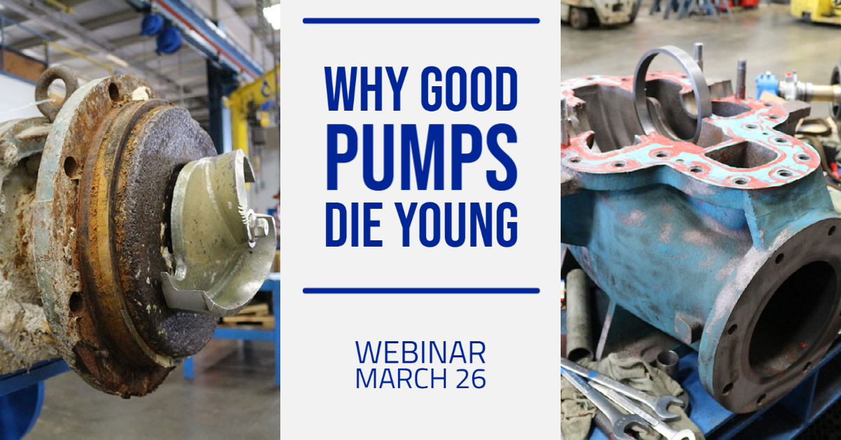 Why Good Pumps Die Young