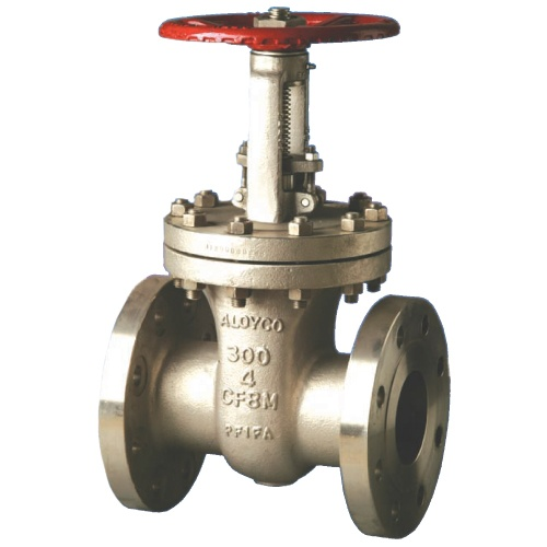 Crane Aloyco® Stainless Steel Gate Valves